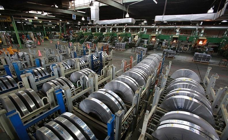 نهاده های تولید در صنعت فلزات و فولاد