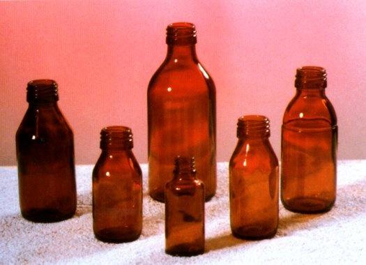 طرح تولید انواع شیشه بسته بندی دارو